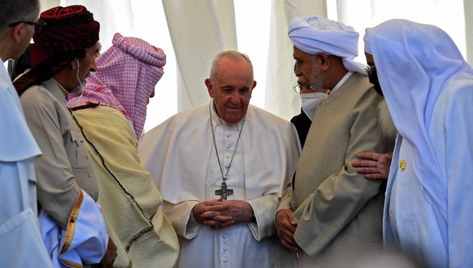 Irak'ta Papa'nın ziyareti nedeniyle 6 Mart