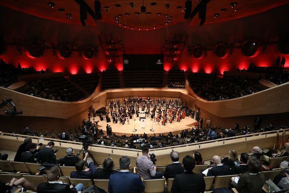 Cumhurbaşkanlığı Senfoni Orkestrası yeni bina açılış konseri - 33