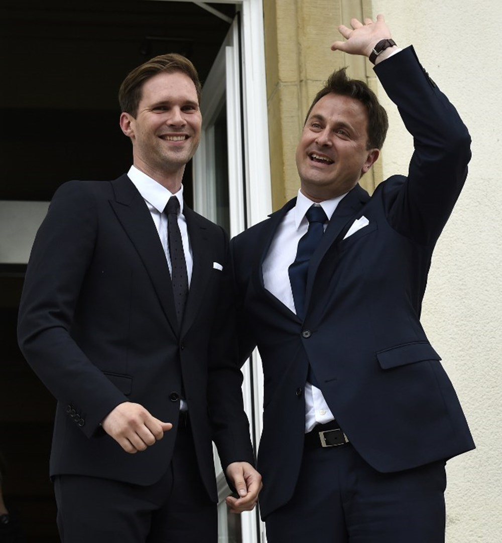 премьер министр люксембурга и его муж фото кажется, новый