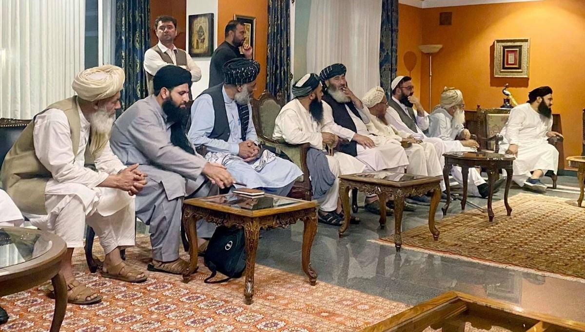 SON DAKİKA:Taliban geçici hükümeti açıkladı