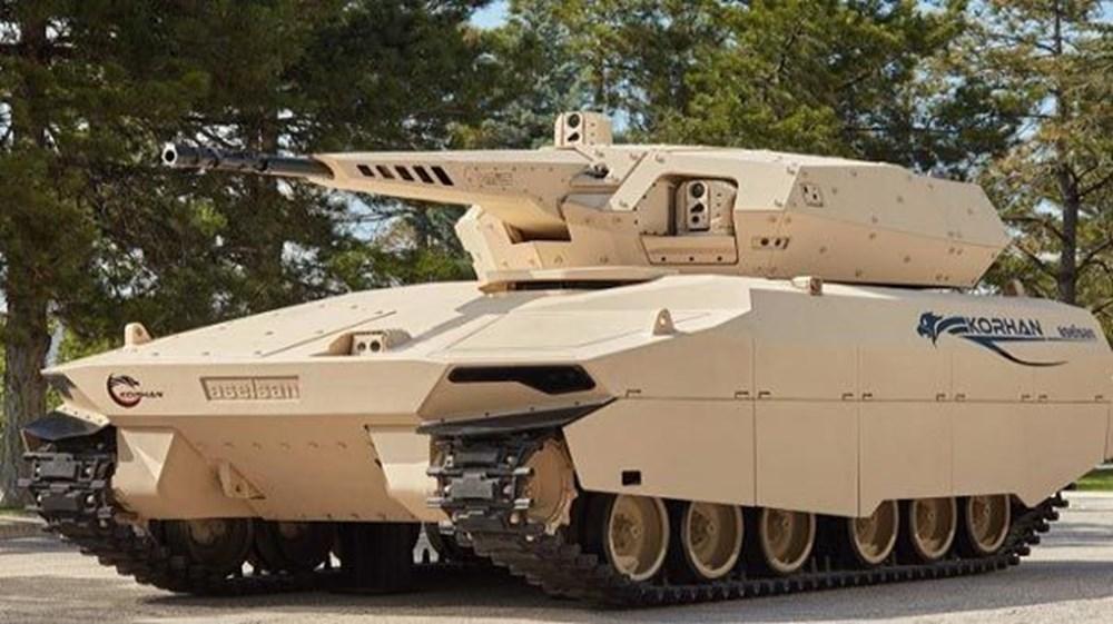 Mayına karşı korumalı Türk zırhlısı: COBRA II MRAP (Türkiye'nin yeni nesil yerli silahları) - 207
