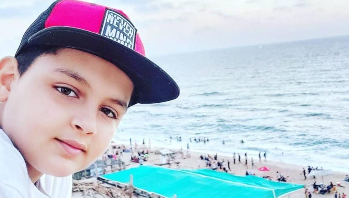 Gazze Şeridi'nde yaşayan 11 yaşındaki Filistinli rap'çiye büyük ilgi