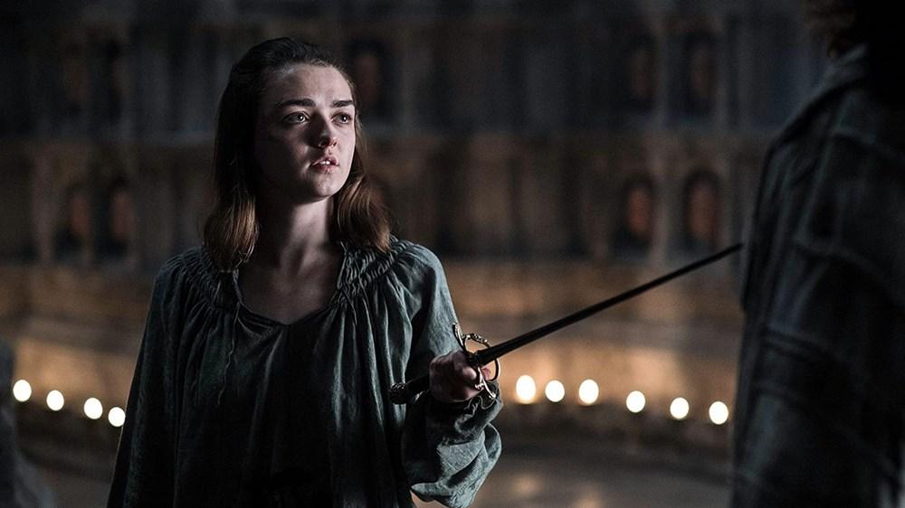 Kış Rüzgarları, gizemli katil Jaqen H'ghar'ın sırrını açığa çıkaracak - 4