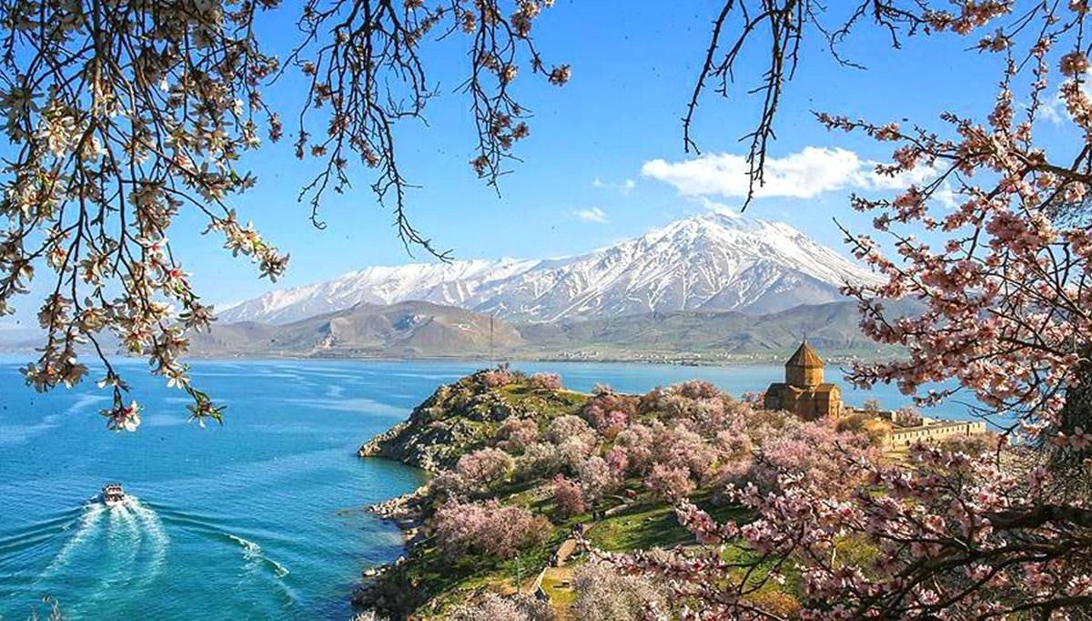 Türkiye'de ziyaret edilecek 7 güzel göl