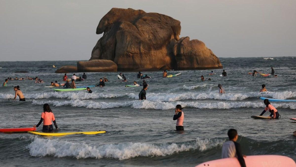 Küresel ısınma Çin kıyılarını vurdu: Deniz seviyesi son bir yılda hızla yükseldi