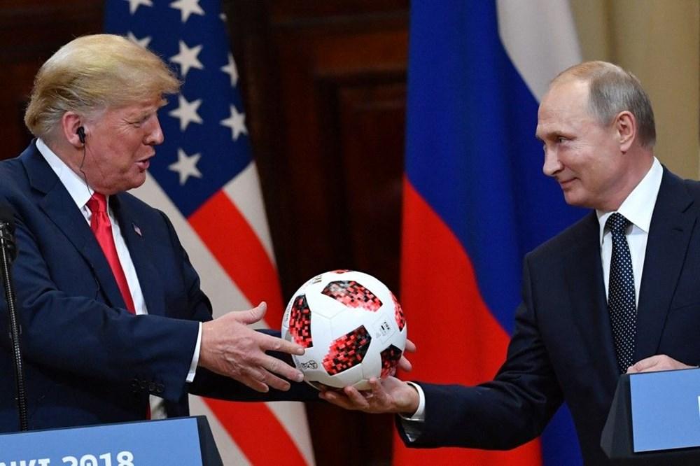 Joe Biden hediye diplomasisi ile gündemde: Putin'e gözlük, Johnson'a bisiklet - 6