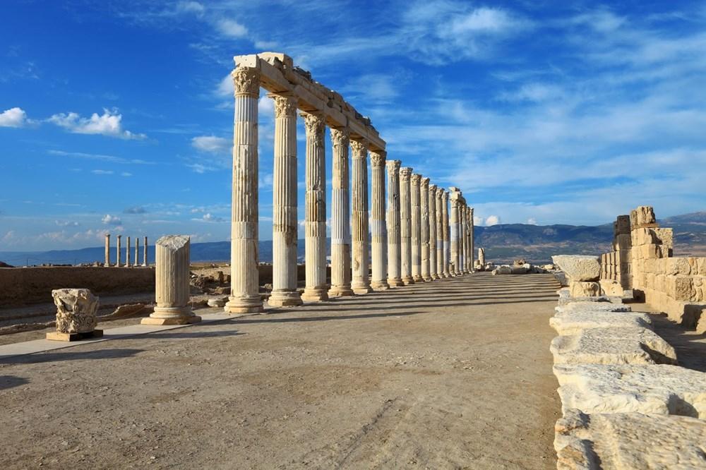 Türkiye'nin kültürel serveti: Ege'nin görkemli antik kentleri - 23