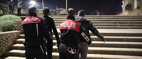 'Türkiye Güven Huzur' operasyonunda 1810 kişi yakalandı