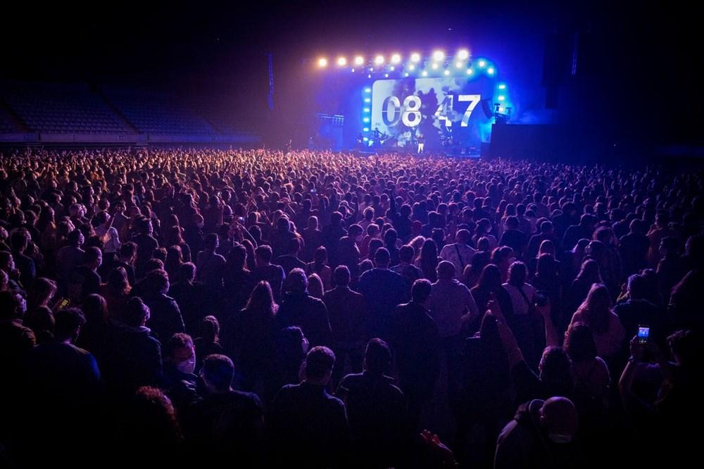 Barcelona'da yapılan 5 bin kişilik konser deneyi sonuçlandı - 8