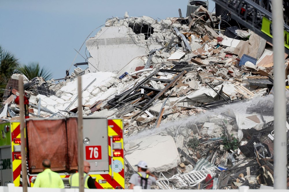 Building collapsed in the USA: Loss of life increased to 4, 159 people missing - 13