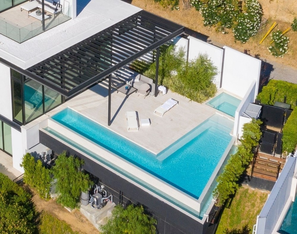 Ariana Grande'nin 13,7 milyon dolarlık evi - 4