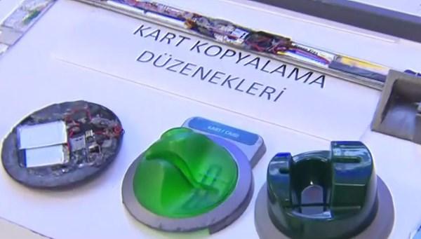 İstanbul'da kart dolandırıcılarına operasyon: Hesaplardan 328 bin lira çektiler