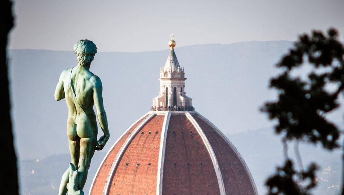 500 yıllık heykelde bulunan parmak izi Michelangelo'ya ait olabilir
