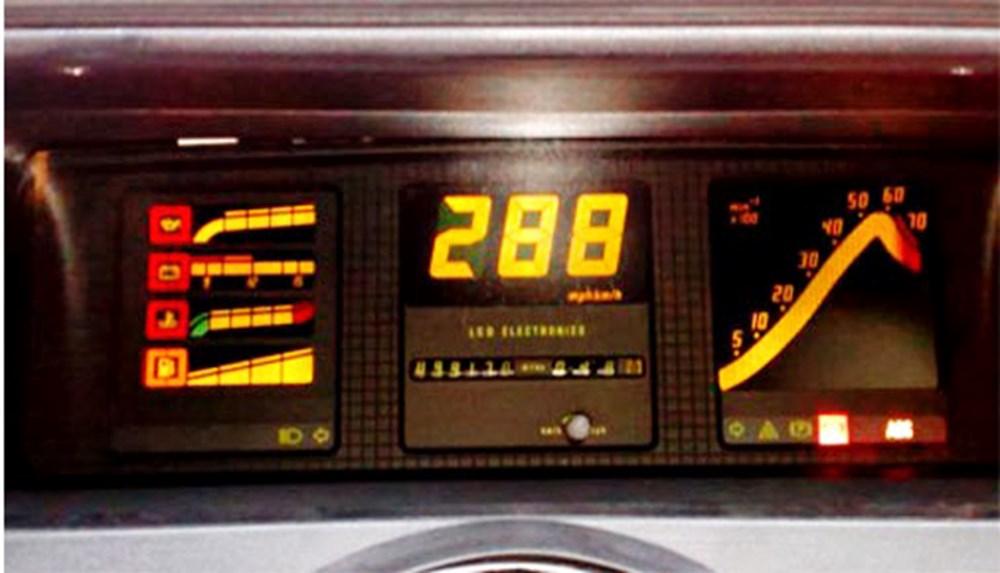 80'li yıllara damgasını vuran otomobil konsolları - 15