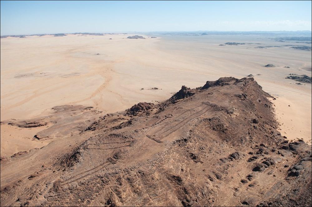 Suudi Arabistan'daki 7 bin yıllık yapılar: Stonehenge'den daha eski - 1