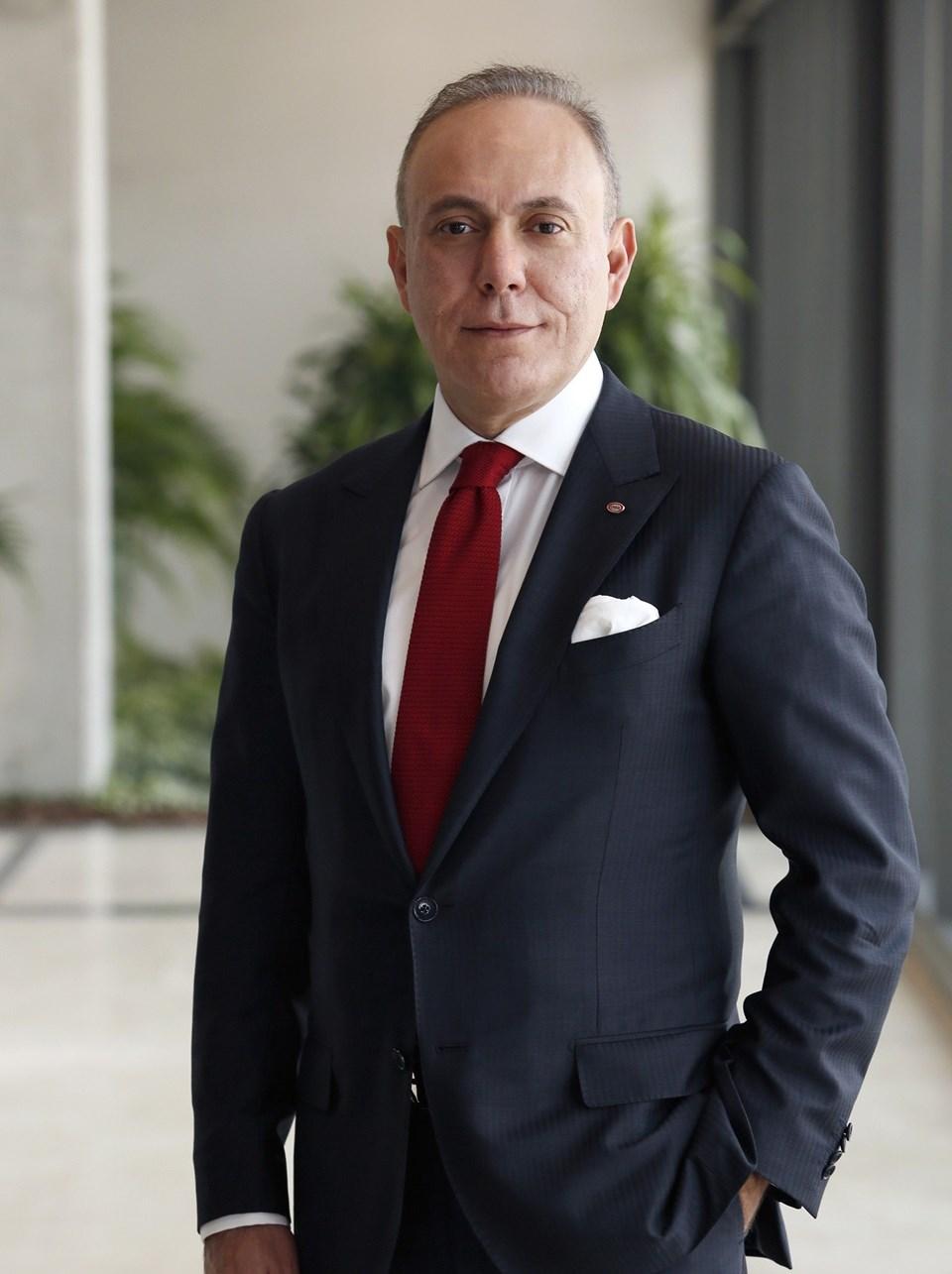 Oyak Genel Müdürü Süleyman Savaş Erdem