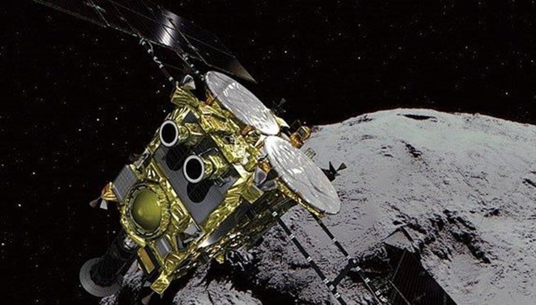 'Asteroid fatihi' Dünya'ya dönüyor