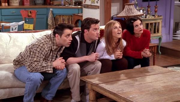 Friends'in özel bölümle geri...
