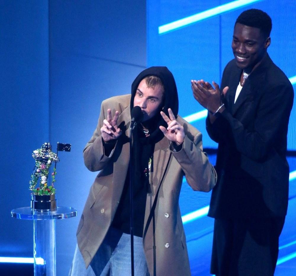 2021 MTV Video Müzik Ödülleri sahiplerini buldu - 13