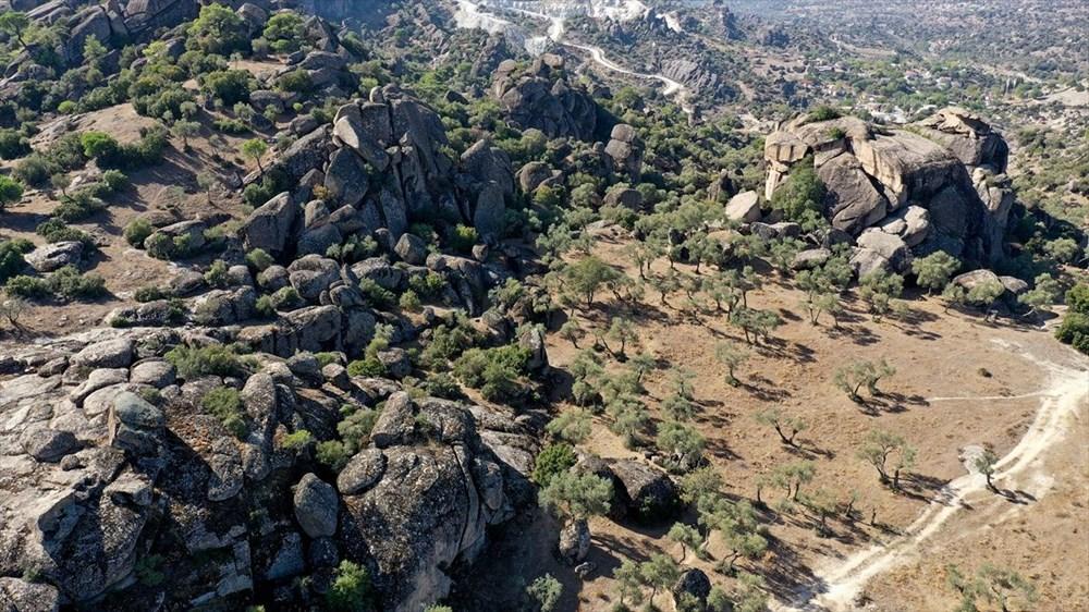 Latmos'daki kaya resimleri, dünyaya kardeşlik mesajıyla tanıtılacak - 12