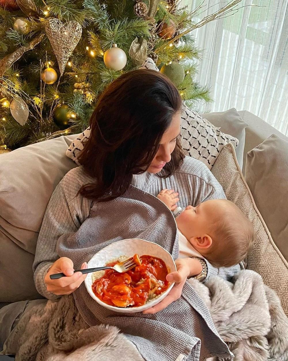 Lucy Mecklenburgh: Bebeğim bir parça elmayla boğuluyordu - 1
