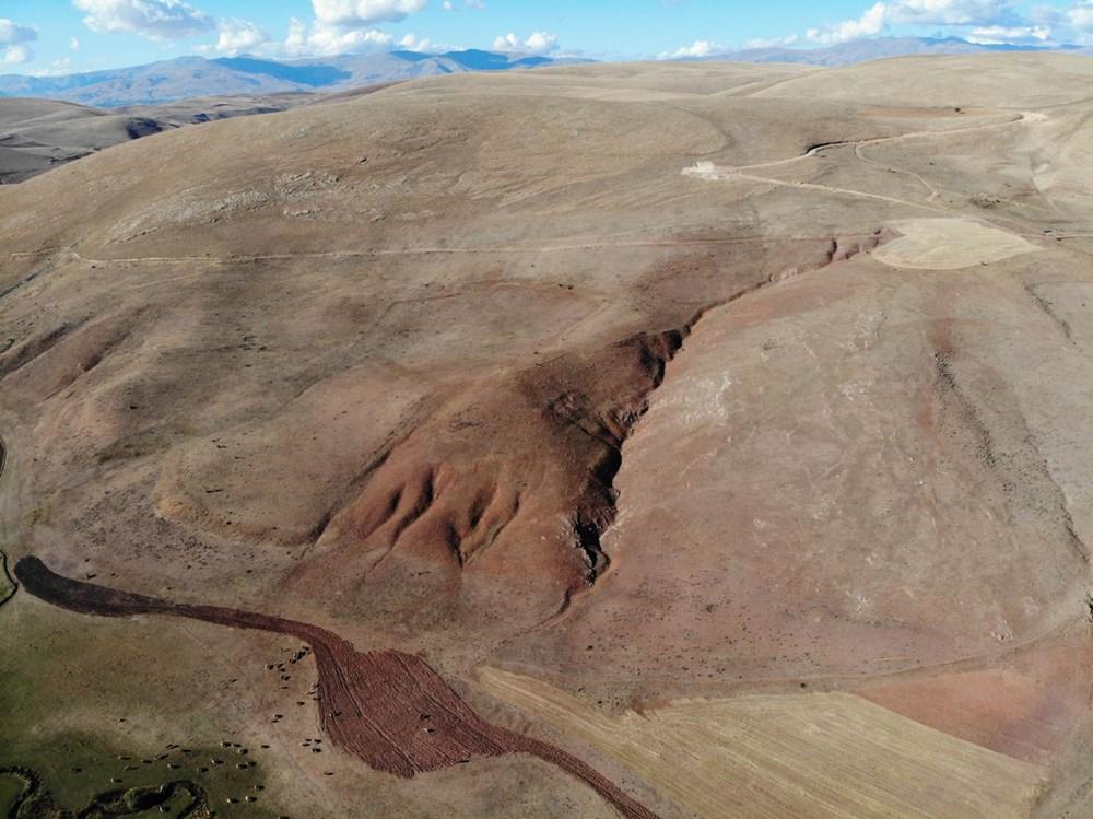 Bayburt'ta fosiller bulunan alan koruma altına alındı - 5
