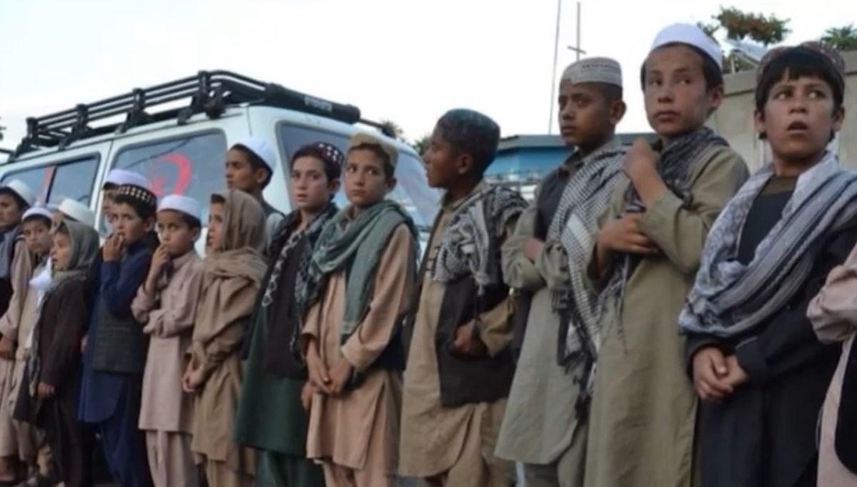 Afganistan'da kaçırılan Türkmen çocuk 2 aydır rehin tutuluyor