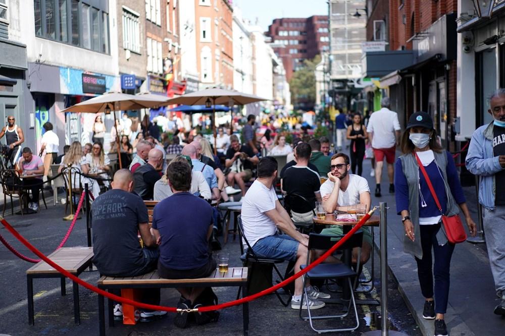 İngiltere'de ek virüs tedbirleri: Bar ve restoranlara saat kısıtlaması - 3