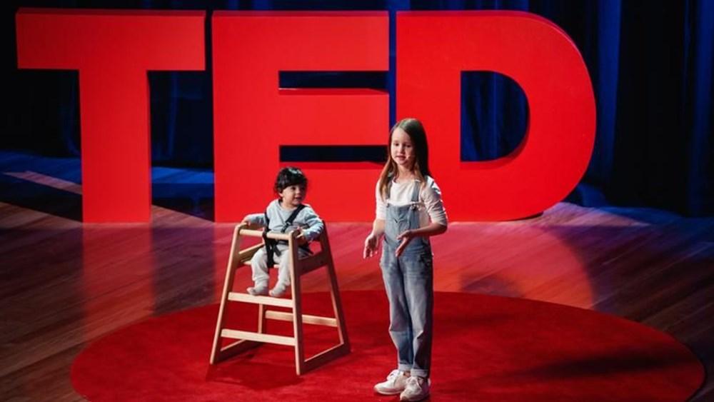 Yedi yaşındaki Molly Wright TED konuşması yaptı - 3