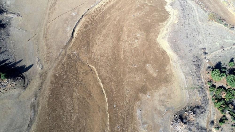 Çanakkale'de baraj boşaldı, su kullanımıyla ilgili yasaklar geldi - 5