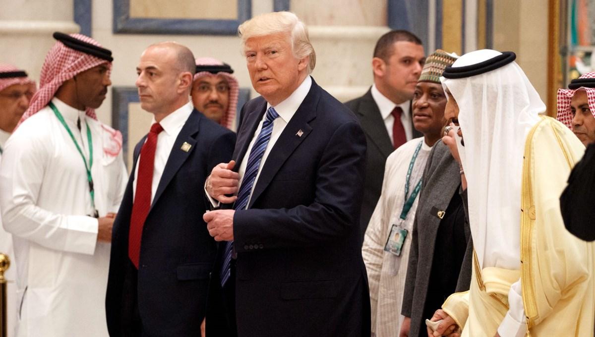 Suudi Kraliyet Ailesi'nin, Donald Trump'a verdiği hediyeler sahte çıktı