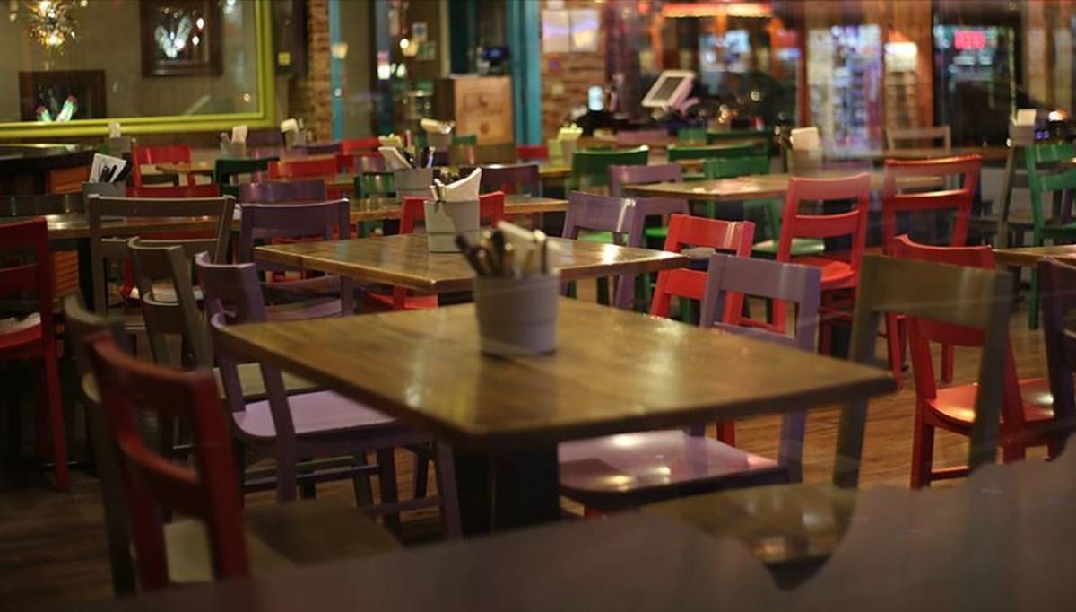 Kabine toplantısı bitti: Kafeler kapandı mı? Lokanta ve restoranlar paket servis hangi saatler arasında
