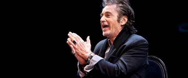 Al Pacino'nun yeni projesi: King Lear