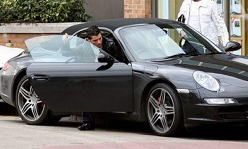Cristiano Ronaldo dünyanın en pahalı arabasını aldı (Ronaldo'nun otomobil koleksiyonu) - 29