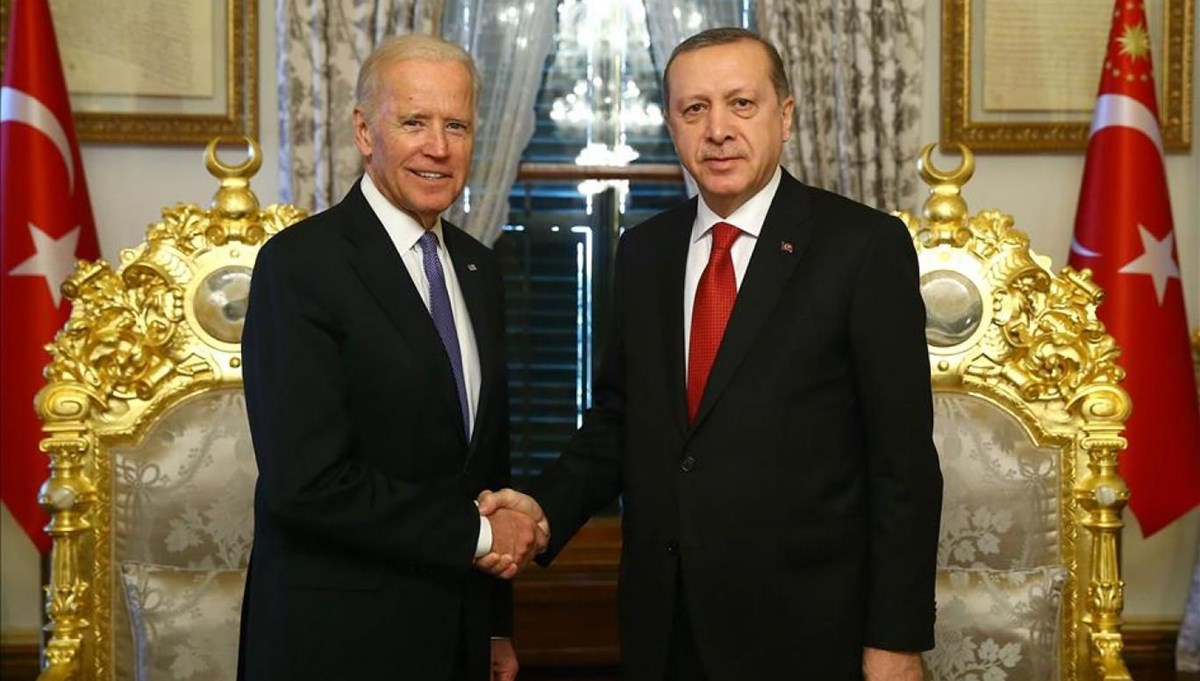 SON DAKİKA:Cumhurbaşkanı Erdoğan ile ABD Başkanı Biden'ın görüşeceği tarih belli oldu