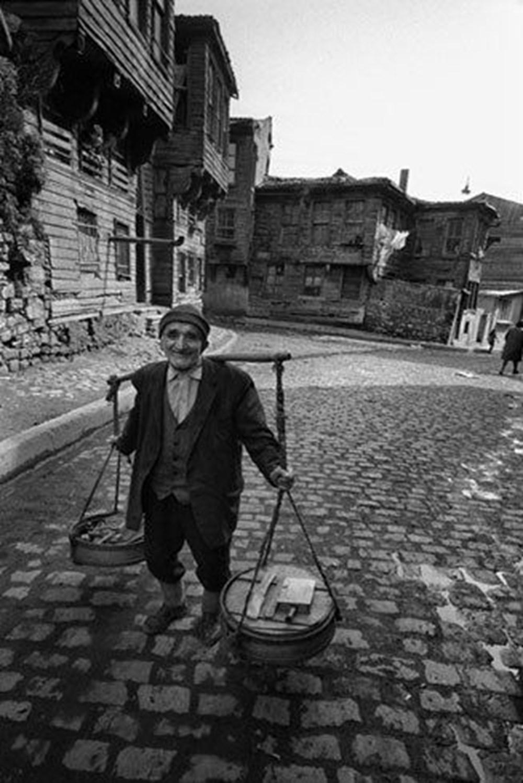 Vefatının ikinci yılında Ara Güler'in objektifinden İstanbul fotoğrafları - 26