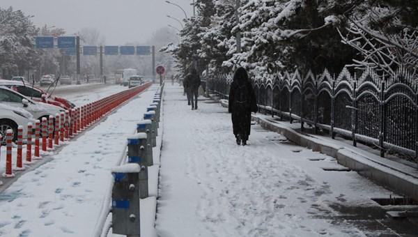 Doğu Anadolu bölgesinde yoğun kar ve tipi etkili oluyor