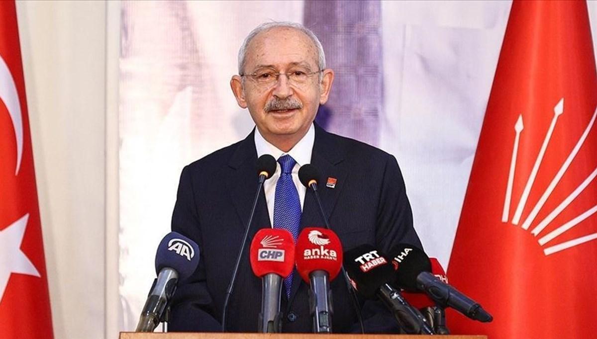 """Kılıçdaroğlu'ndan """"Cumhurbaşkanlığı adaylığı"""" açıklaması"""