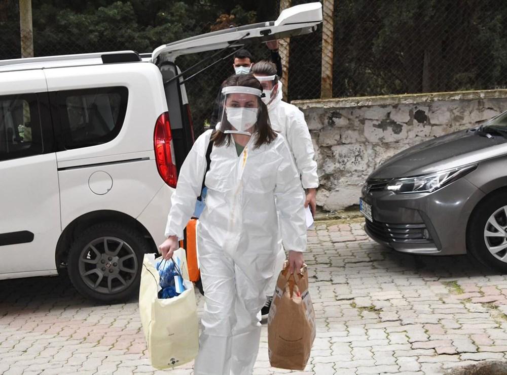 Trakya'da corona virüs yükselişe geçti, önlemler artırıldı - 11