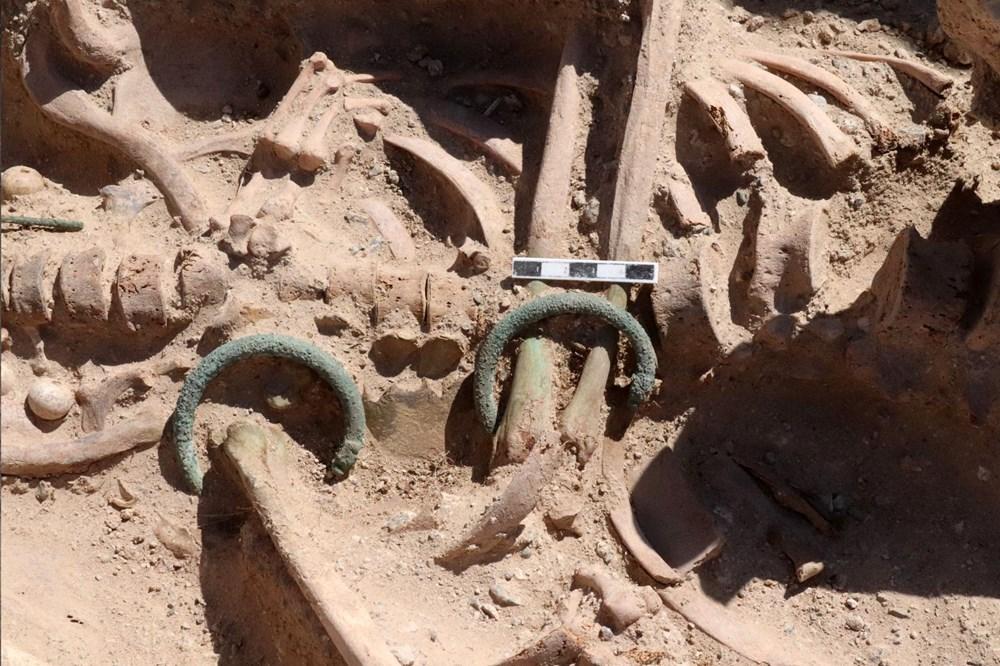 Urartuların ölü gömme gizemi çözülüyor - 4