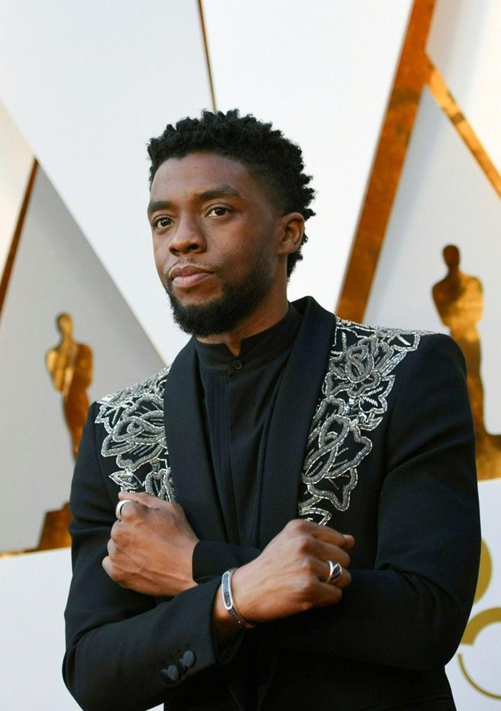 Black Panther'in yönetmeni Ryan Coogler: En önemli repliklerden biri Chadwick Boseman'ın fikriydi - 6