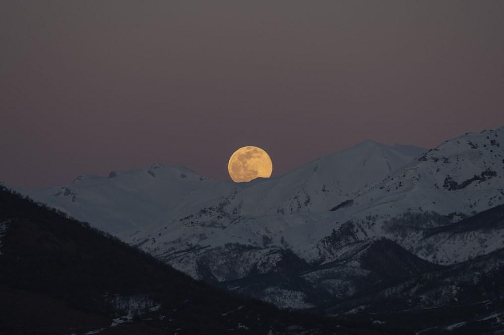 Yurttan 'Süper Solucan Ay' manzaraları - 18
