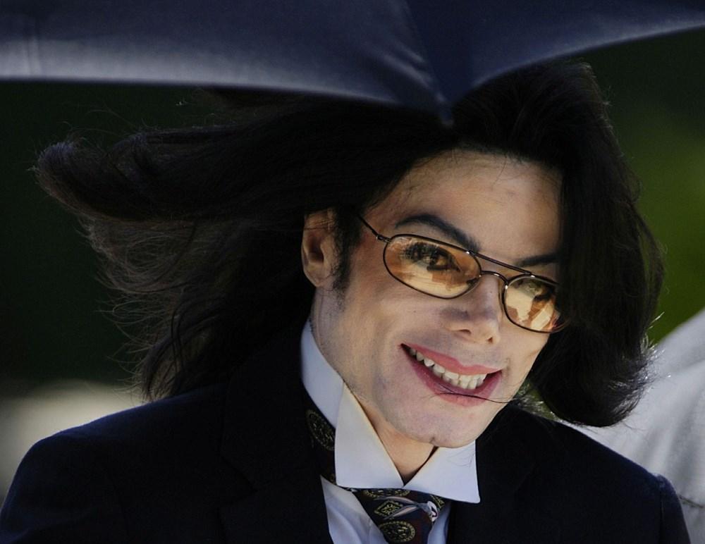 Az bilinen fotoğraflarıyla Michael Jackson - 5
