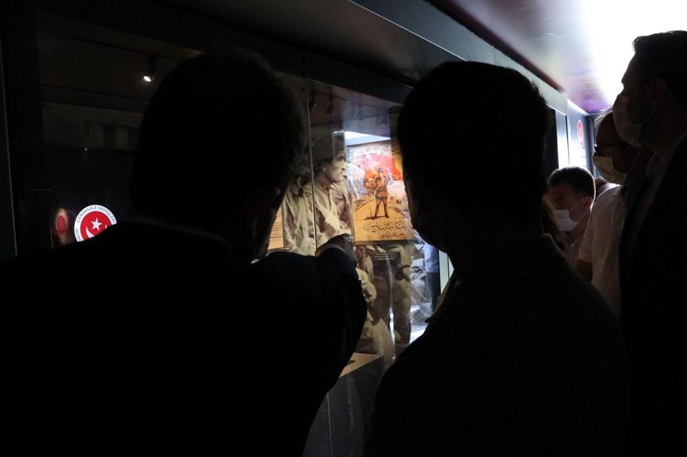 Çanakkale ruhu mobil müze ile Türkiye'ye yolculuğuna başladı - 10