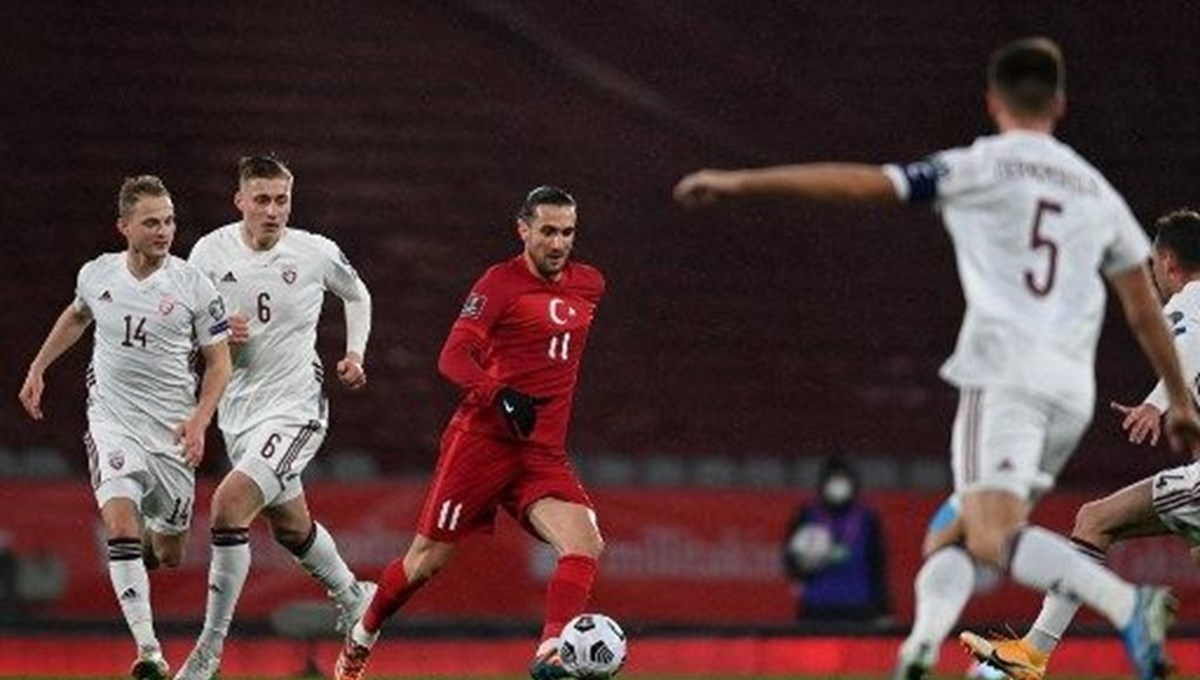 FIFA Dünya Kupası 2022 Elemeleri G Grubu Letonya – Türkiye karşılaşması saat kaçta, ne zaman hangi kanalda?