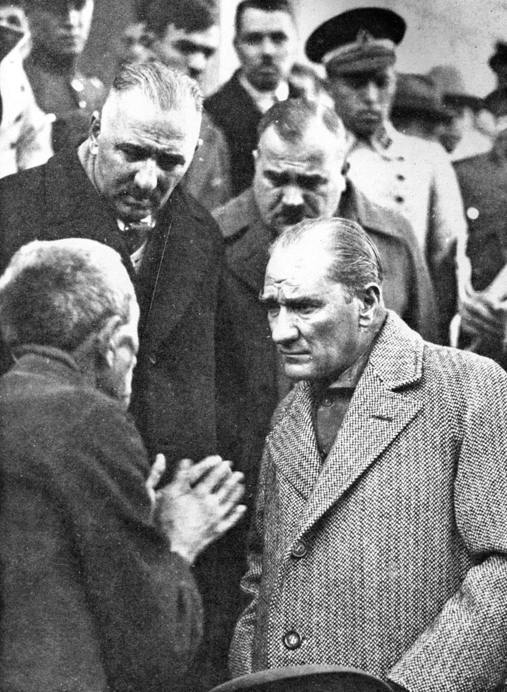 Mustafa Kemal Atatürk'ün ebediyete intikalinin 82. yılı (10 Kasım 1938) - 21