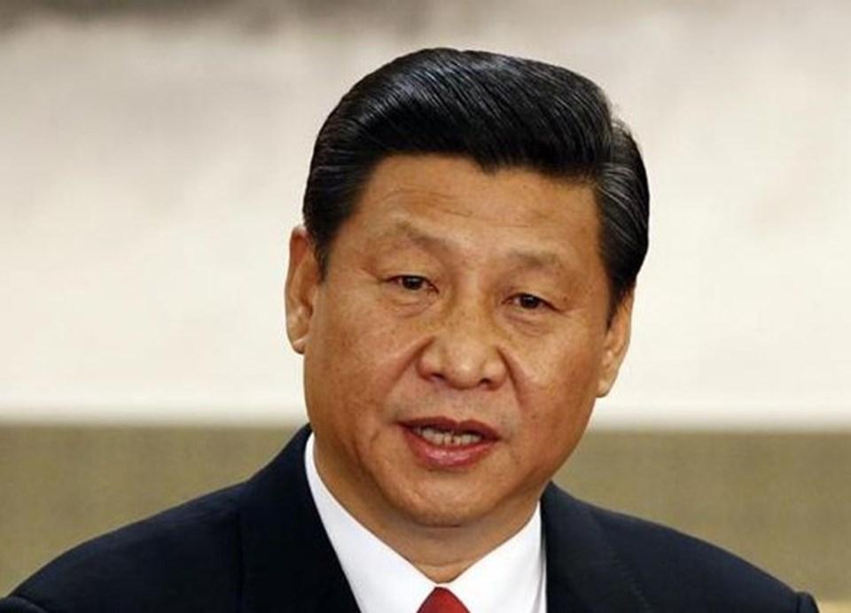 Çin Devlet Başkanı Şi Cinping yolsuzlukla mücadeleyi önemli görüyor.