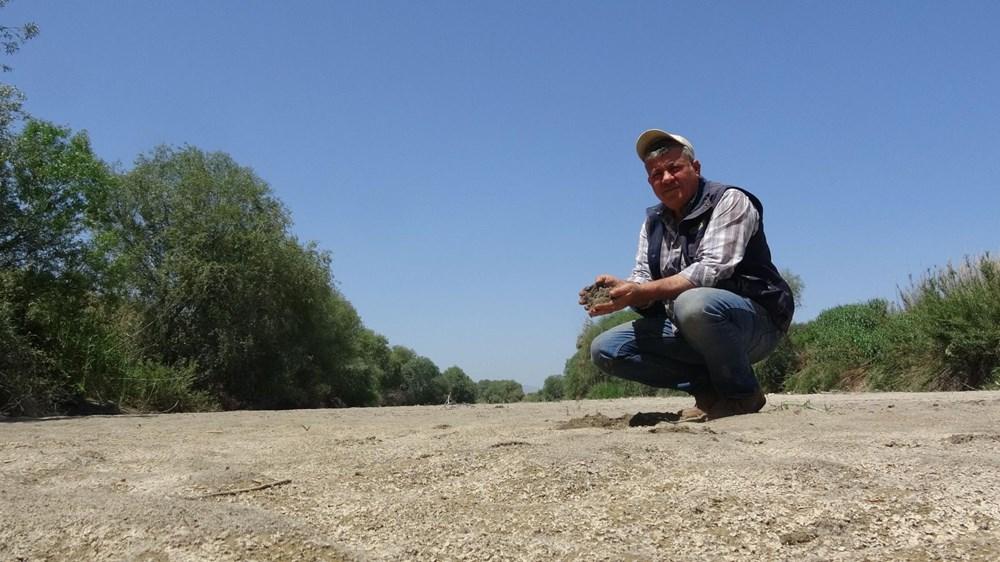 Büyük Menderes Nehri kurudu - 4
