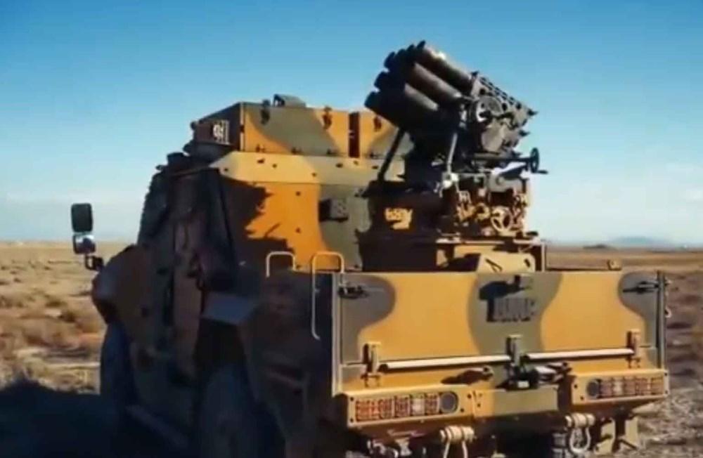 Dijital birliğin robot askeri Barkan göreve hazırlanıyor (Türkiye'nin yeni nesil yerli silahları) - 5