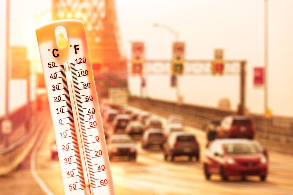 Güney Avrupa aşırı sıcaklarla mücadele ediyor: 45 dereceye ulaştı - 9